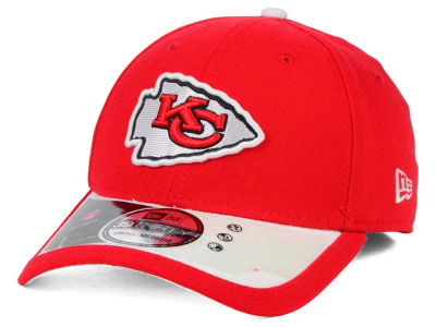 Kansas City Chiefs New Era NFL 2015 On Field 39THIRTY Cap