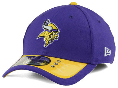 Minnesota Vikings New Era NFL 2015 On Field 39THIRTY Cap