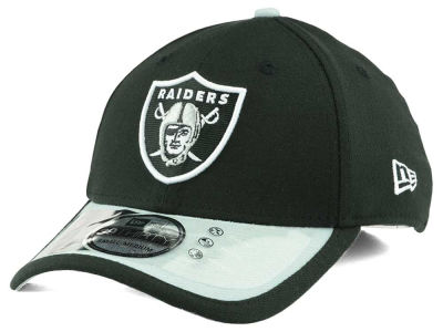 Oakland Raiders New Era NFL 2015 On Field 39THIRTY Cap