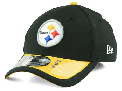 Pittsburgh Steelers New Era NFL 2015 On Field 39THIRTY Cap
