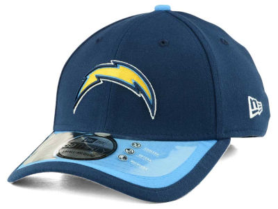 Los Angeles Chargers New Era NFL 2015 On Field 39THIRTY Cap