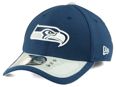 Seattle Seahawks New Era NFL 2015 On Field 39THIRTY Cap