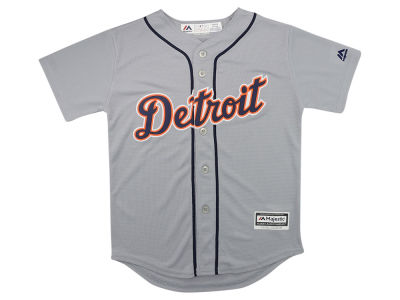 Detroit Tigers Majestic MLB Youth Cool Base Replica Jersey