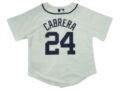 Detroit Tigers Miguel Cabrera MLB Kids Player Cool Base Replica Jersey