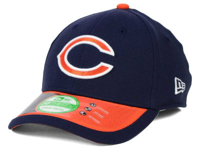 Chicago Bears New Era NFL 2015 Kids On Field 39THIRTY Cap