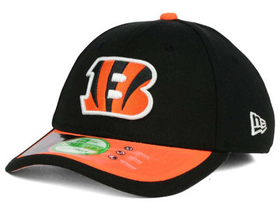 Cincinnati Bengals New Era NFL 2015 Kids On Field 39THIRTY Cap