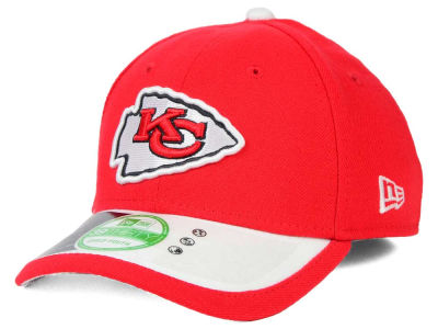Kansas City Chiefs New Era NFL 2015 Kids On Field 39THIRTY Cap