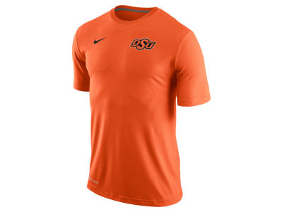 Oklahoma State Cowboys Nike NCAA Men's Stadium Dri Fit Touch T-Shirt