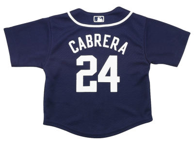 Detroit Tigers Miguel Cabrera MLB Infant Player Replica Cool Base Jersey