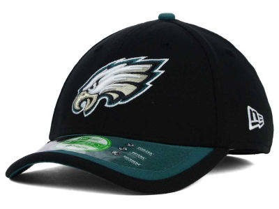 Philadelphia Eagles New Era NFL 2015 Kids On Field 39THIRTY Cap