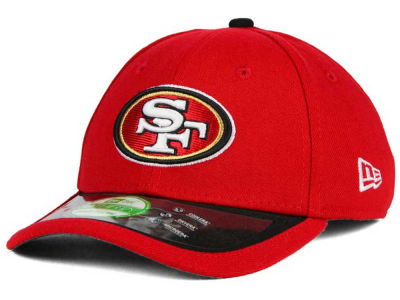 San Francisco 49ers New Era NFL 2015 Kids On Field 39THIRTY Cap