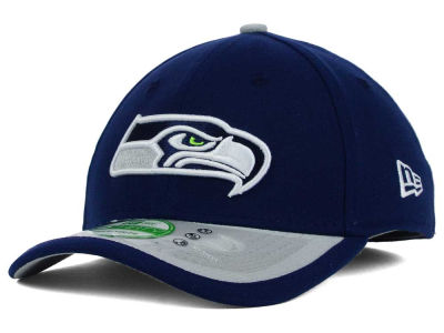Seattle Seahawks New Era NFL 2015 Kids On Field 39THIRTY Cap