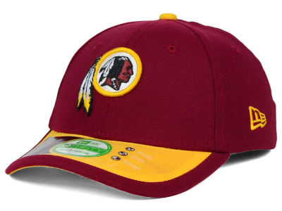 Washington Redskins New Era NFL 2015 Kids On Field 39THIRTY Cap