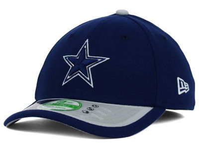 Dallas Cowboys New Era NFL 2015 Kids On Field 39THIRTY Cap