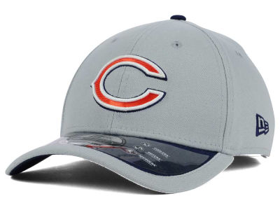 Chicago Bears New Era NFL 2015 On Field Reverse 39THIRTY Cap