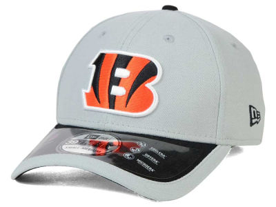 Cincinnati Bengals New Era NFL 2015 On Field Reverse 39THIRTY Cap