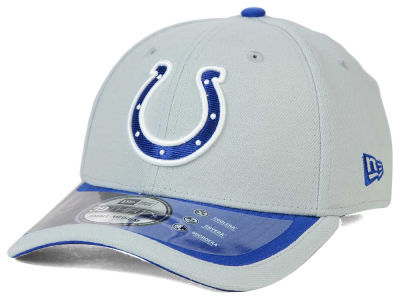 Indianapolis Colts New Era NFL 2015 On Field Reverse 39THIRTY Cap