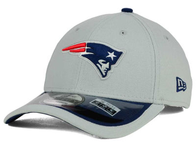 New England Patriots New Era NFL 2015 On Field Reverse 39THIRTY Cap