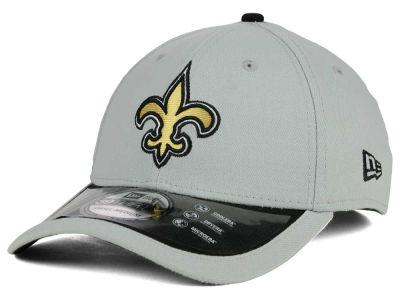New Orleans Saints New Era NFL 2015 On Field Reverse 39THIRTY Cap