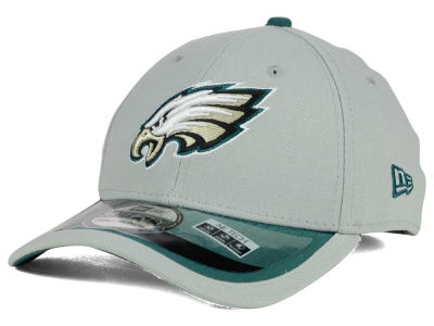 Philadelphia Eagles New Era NFL 2015 On Field Reverse 39THIRTY Cap