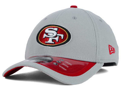 San Francisco 49ers New Era NFL 2015 On Field Reverse 39THIRTY Cap