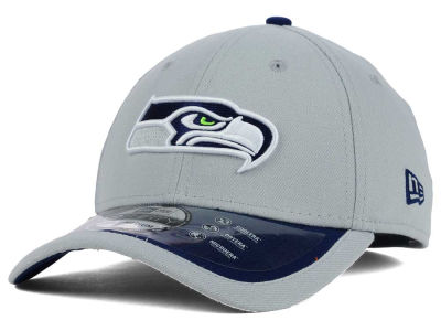 Seattle Seahawks New Era NFL 2015 On Field Reverse 39THIRTY Cap