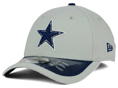 Dallas Cowboys New Era NFL 2015 On Field Reverse 39THIRTY Cap
