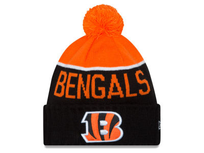 Cincinnati Bengals New Era NFL 2015 Sport Knit