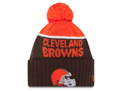 Cleveland Browns New Era NFL 2015 Sport Knit
