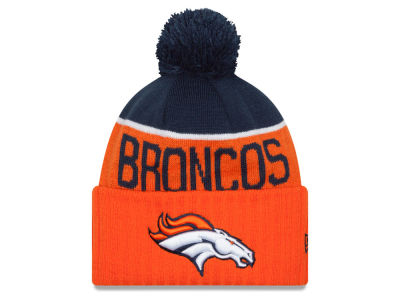 Denver Broncos New Era NFL 2015 Sport Knit