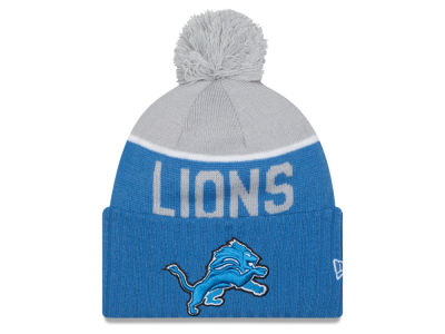 Detroit Lions New Era NFL 2015 Sport Knit