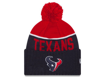 Houston Texans New Era NFL 2015 Sport Knit