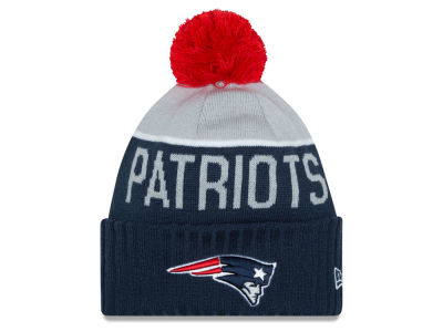 New England Patriots New Era NFL 2015 Sport Knit