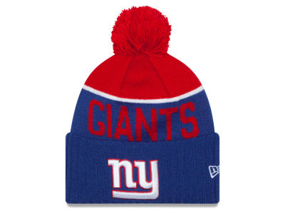 New York Giants New Era NFL 2015 Sport Knit