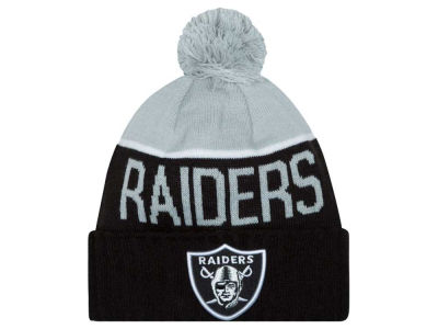 Oakland Raiders New Era NFL 2015 Sport Knit