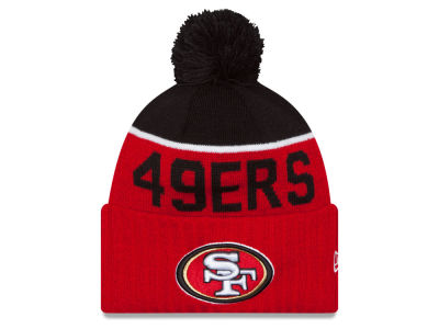 San Francisco 49ers New Era NFL 2015 Sport Knit
