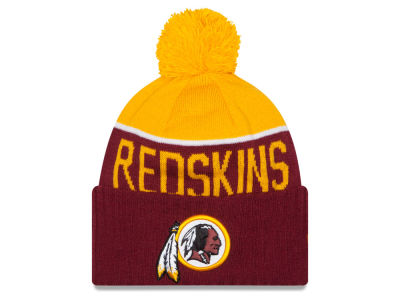 Washington Redskins New Era NFL 2015 Sport Knit