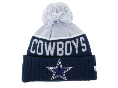 Dallas Cowboys New Era NFL 2015 Sport Knit