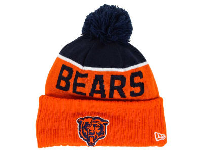 Chicago Bears New Era NFL 2015 Classic Sport Knit