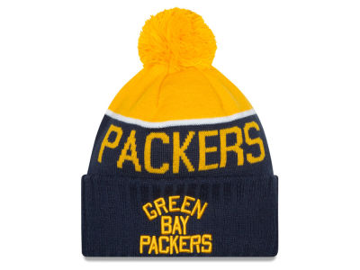 Green Bay Packers New Era NFL 2015 Classic Sport Knit