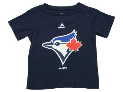 Toronto Blue Jays MLB Infant Primary Logo T-Shirt