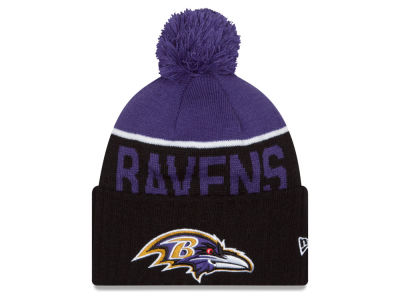 Baltimore Ravens New Era NFL 2015 Kids Sport Knit