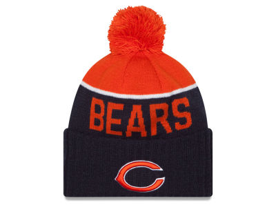 Chicago Bears New Era NFL 2015 Kids Sport Knit