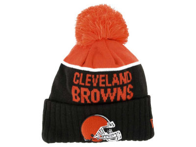Cleveland Browns New Era NFL 2015 Kids Sport Knit