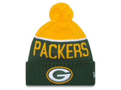 Green Bay Packers New Era NFL 2015 Kids Sport Knit