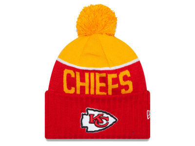 Kansas City Chiefs New Era NFL 2015 Kids Sport Knit