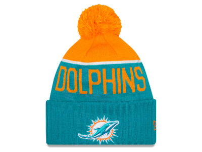 Miami Dolphins New Era NFL 2015 Kids Sport Knit