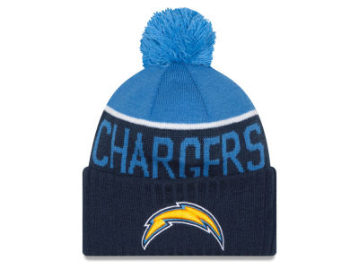 San Diego Chargers New Era NFL 2015 Kids Sport Knit