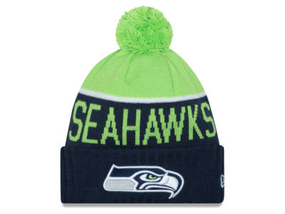 Seattle Seahawks New Era NFL 2015 Kids Sport Knit