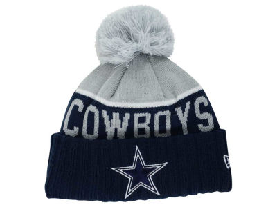 Dallas Cowboys New Era NFL 2015 Kids Sport Knit